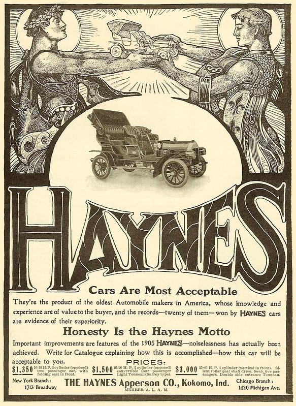 1905 Haynes