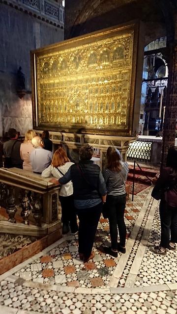 Pala d'oro [Basilica di San Marco], Venezia