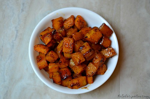 Brown Sugar Butternut Squash 2 | by katesrecipebox