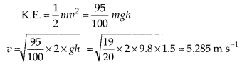 NCERT Solutions for Class 11 Physics Chapter 6 Work Energy And Power 16