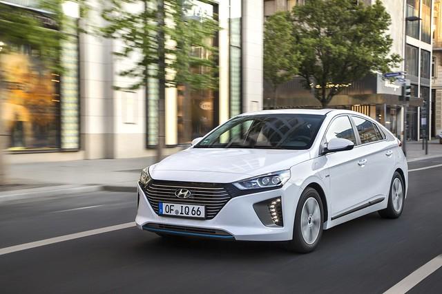 Comprar Hyundai Ioniq