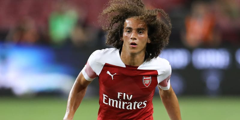 Guendouzi mengulangi mimpi untuk bermain bersama Prancis