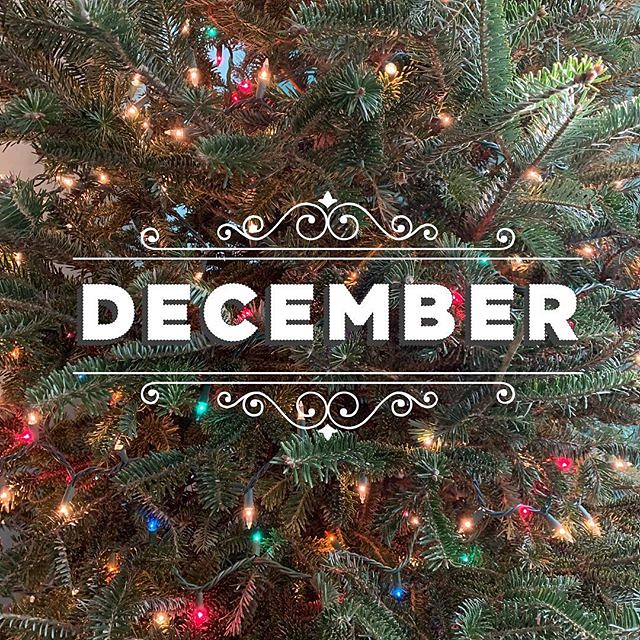 "Happy December and first weekend of advent! ""All human history was marching to the specific point in time when this story would unfold, and the implications of the events of this story reach to everyone who has lived since. The Christmas story is the stor"