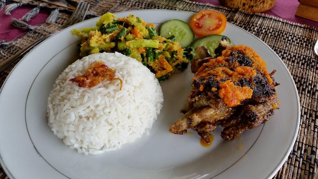 Co zjeść na Bali