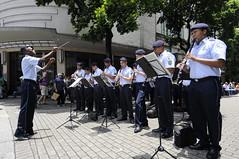 Guarda Municipal leva ação educativa à Praça Sete