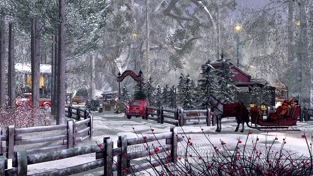 The Forest - Winter Wonderland - 01