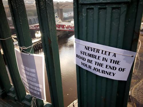 100X/99 - Tyne Bridge, Newcastle upon Tyne
