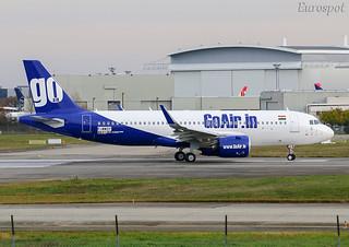 F-WWDY Airbus A320 Neo Go Air