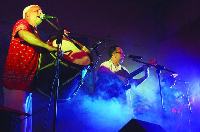 O Grupo Unamérica nasceu no início da década de 1980, formado originariamente por Dão Real e Zé Martins - Créditos: Foto: Katia Marko