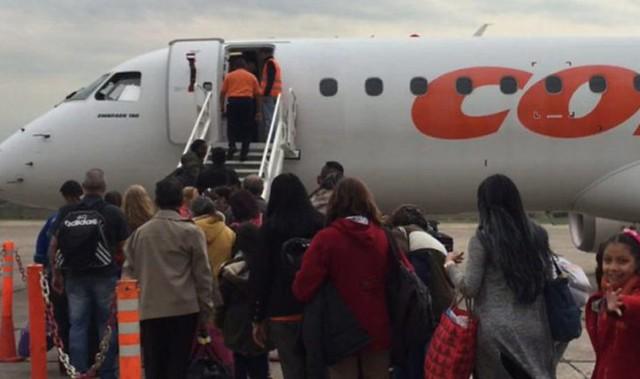 Dez mil venezuelanos regressaram à Venezuela nos últimos três meses