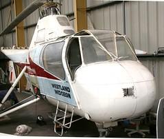 G-APTW Westland Widgeon front NEAM 220418