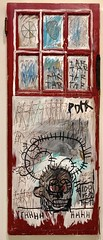Pork, 1981, Jean-Michel Basquiat