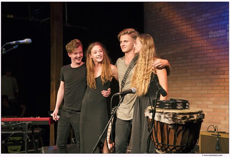 Wenzel Beck & Willi Resetarits & Daphne B LIVE @Theater am Spittelberg