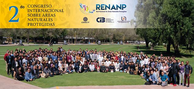 Congreso Internacional de Áreas Naturales Protegidas 2018