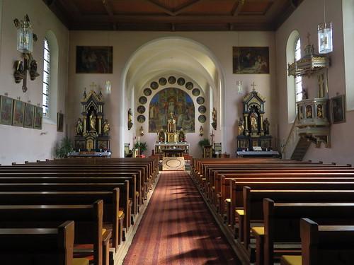 20170929 02 498 ostbay Rattenberg Kirche Altar Kanzel