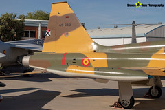 A9-050-21-50---2050---Spanish-Air-Force---CASA-SF-5A-Freedom-Fighter---Madrid---181007---Steven-Gray---IMG_1625-watermarked