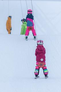 Ski school in Tahko 2