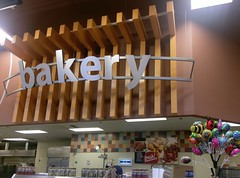 bakery, off-center view