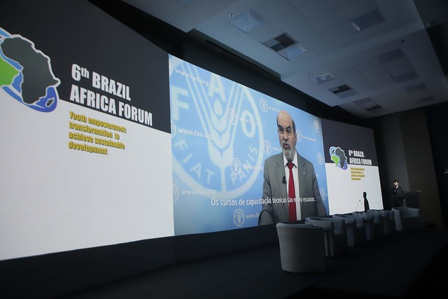 6th Brazil Africa Forum - 1st panel November 23