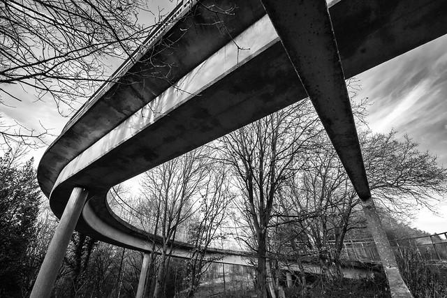A61 Footbridge