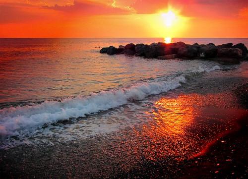 Ogni tramonto porta la promessa di una nuova alba_Every sunset brings the promise of a new dawn. (Ralph Valdo Emerson
