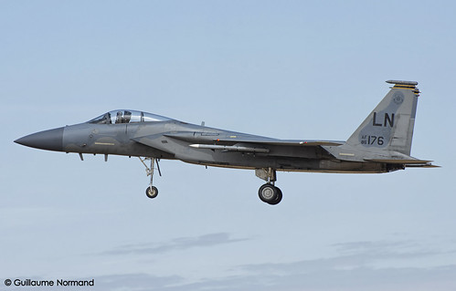 McDonnell Douglas F15C United States Air Force 86-0176
