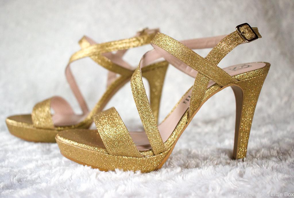 Botticelli_glitter_heels_gold_kengat_Espanjasta