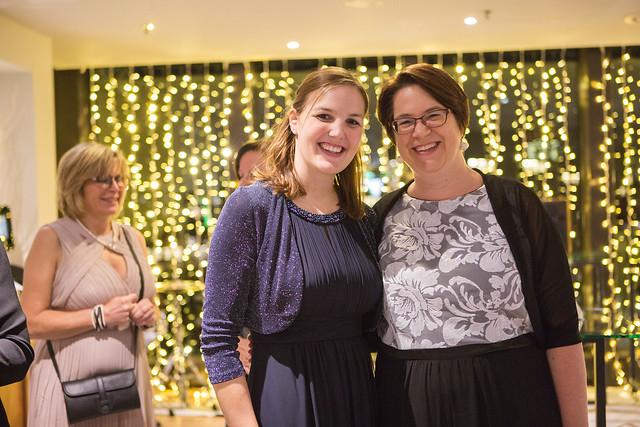 Diplomfeier AKAD Business & Technics 2018