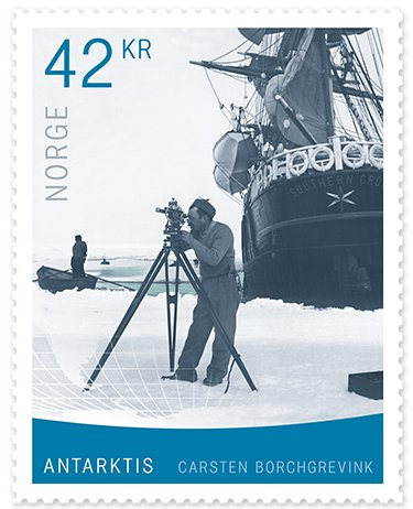 Norway - Antarctica (January 4, 2019) design 2