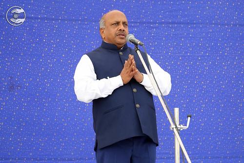 SNM Branch Mukhi Charan Dass Goya from Bhiwadi RJ