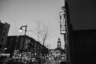 Court Avenue at Dusk - 79/100 X