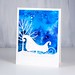 trees & sleigh