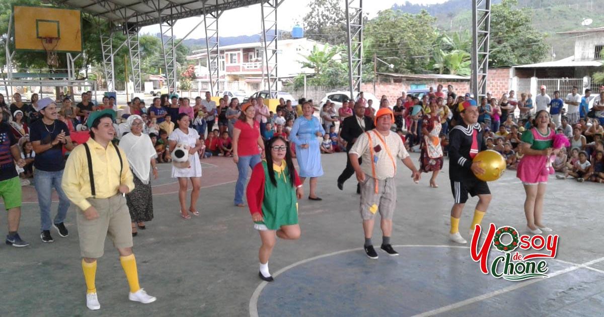 En Ricaurte 600 Niños fueron homenajeados