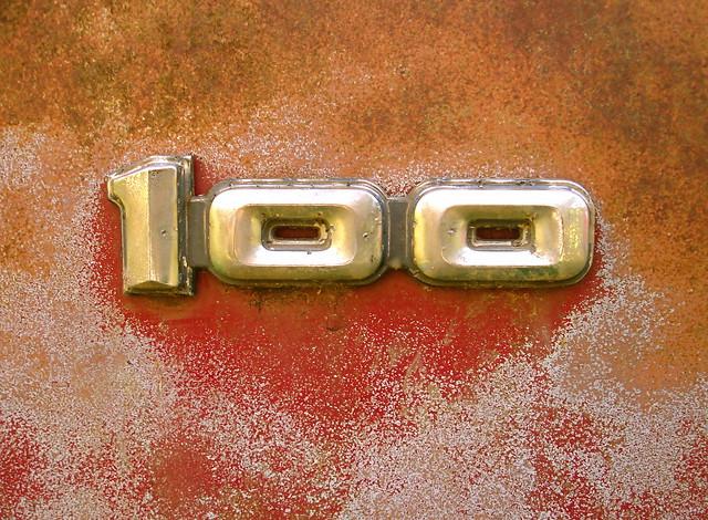 DODGE 100, Sony DSC-W7