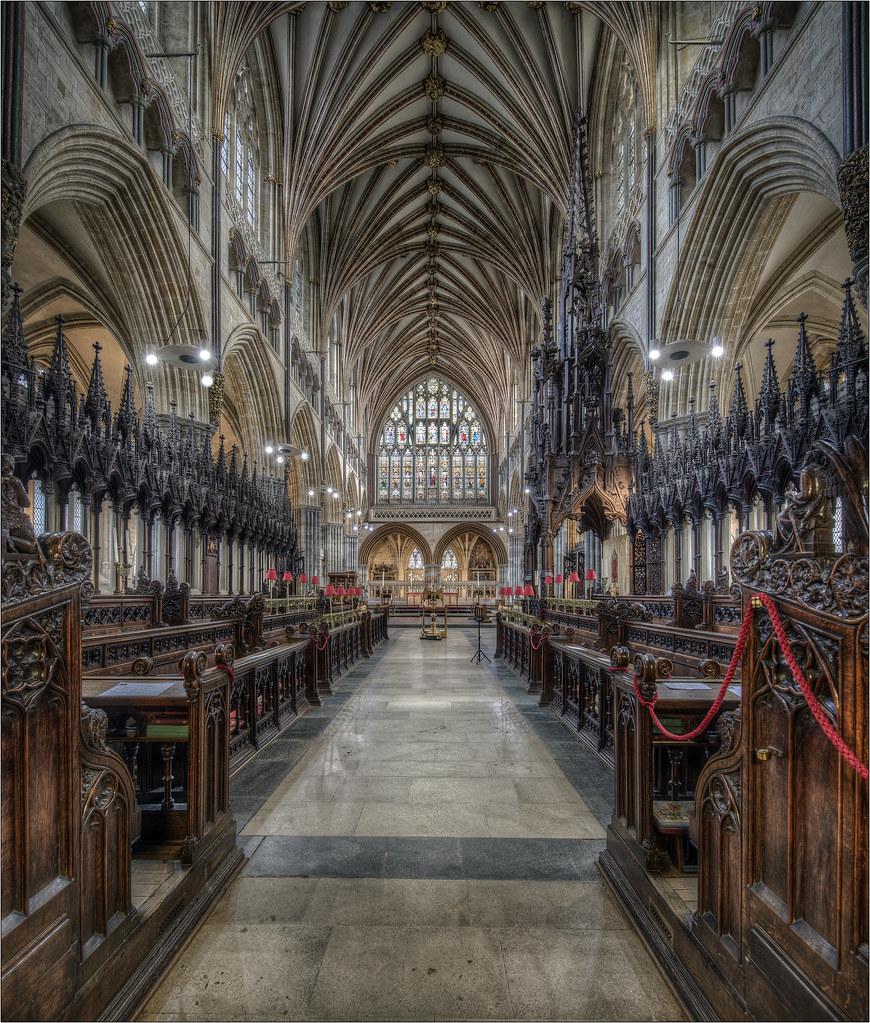 La littérature chrétienne au Moyen-Âge – Anglo-Saxonne – Allemagne – France (extraits et images) 46840870701_a3dbf533d0_b