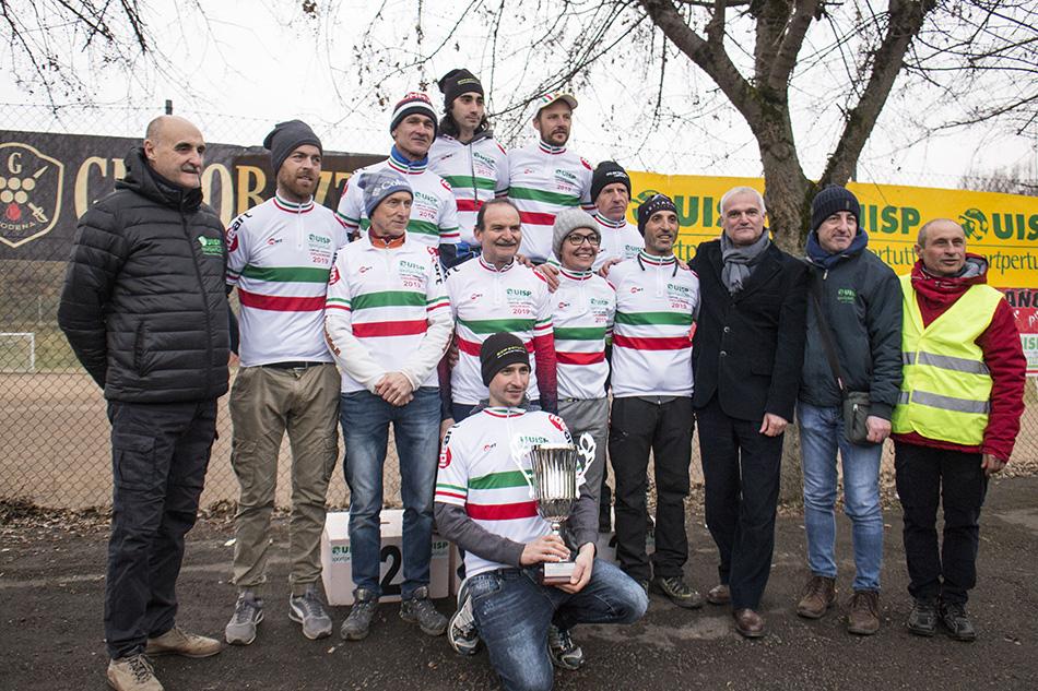 20/1/2019 - Campionato Nazionale UISP di Ciclocross