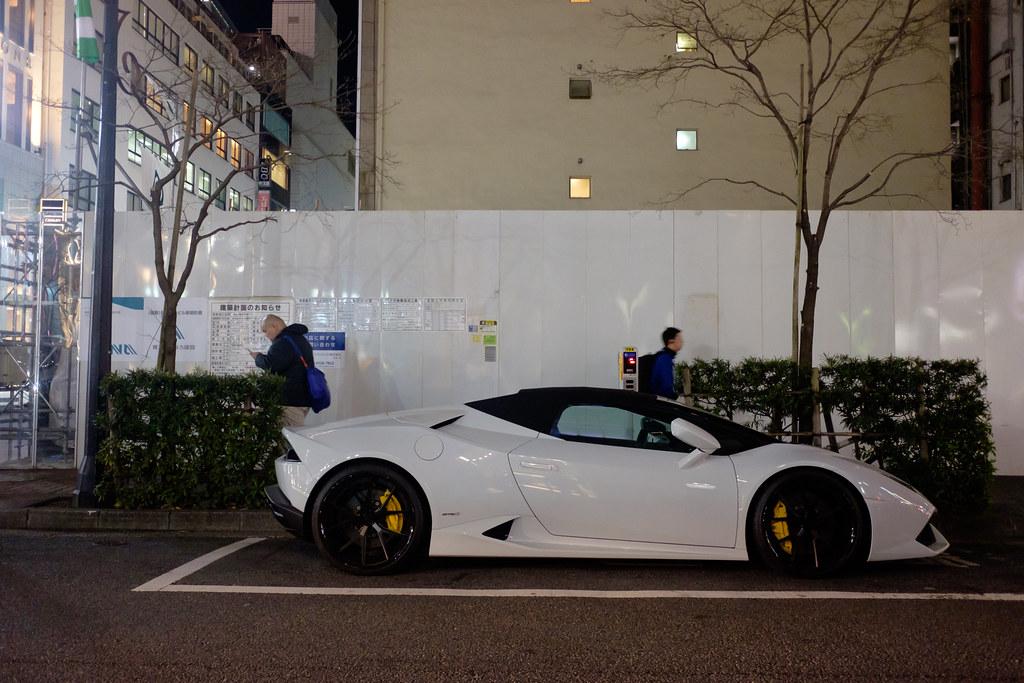 Lamborghini Huracán Spyder 2019/01/28 X7001576
