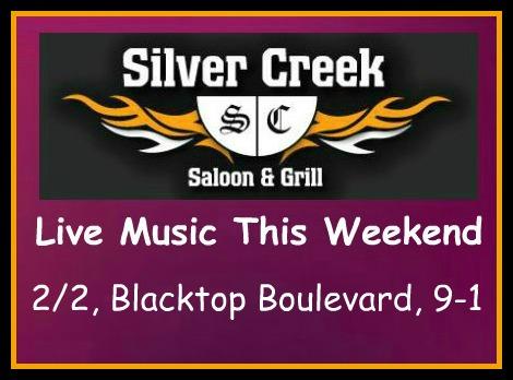 Silver Creek Poster 2-2-19