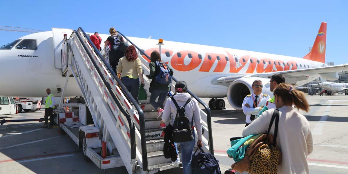 90 connacionales retornan a Venezuela desde Chile