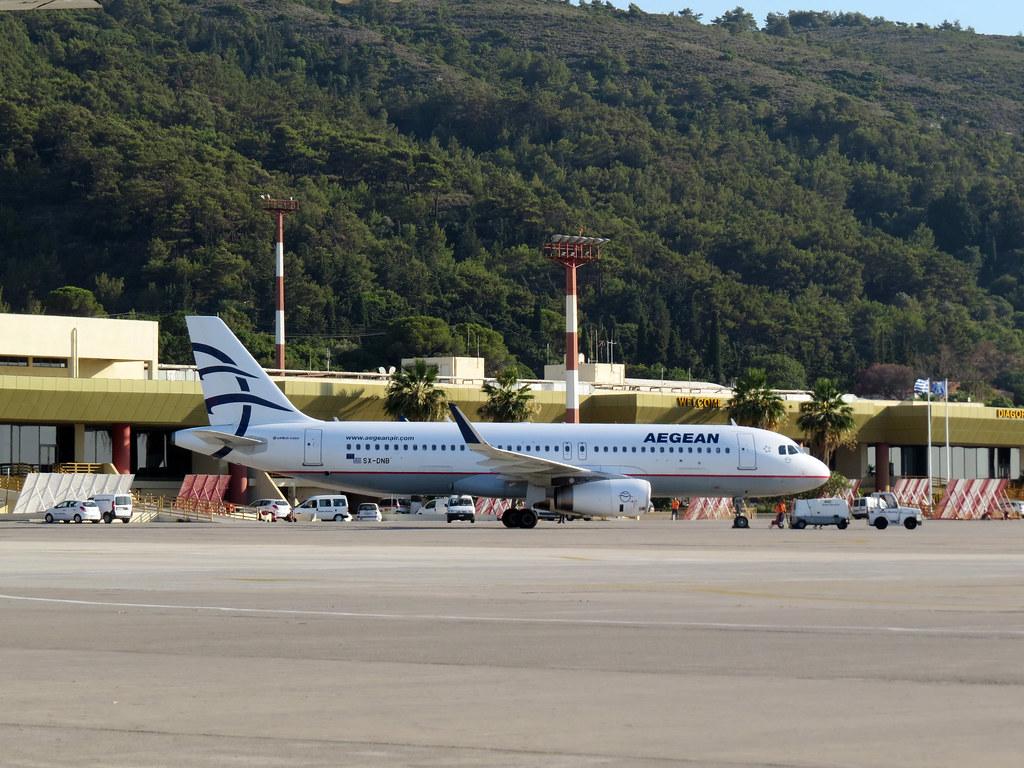 Международный аэропорт Родос Диагорас