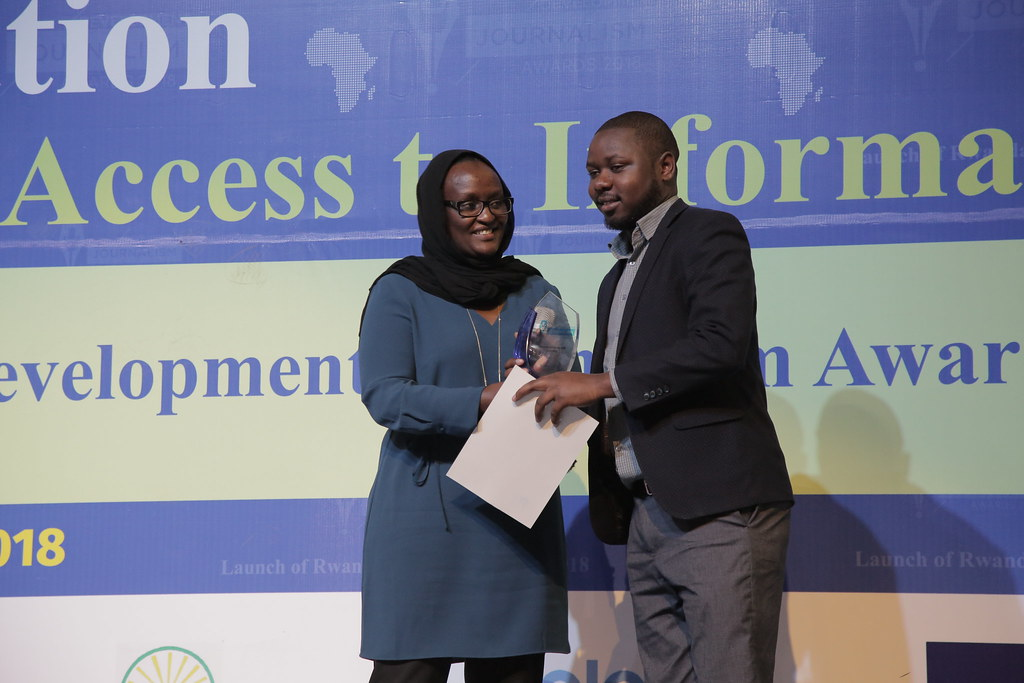 Rwanda Development Journalism Awards - Green Growth Reporting Award