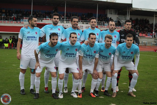 CD.BARCO VS UD.OURENSE