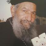 القمص ميساك عميرة كاهن كنيسة الأنبارويس الأثرية