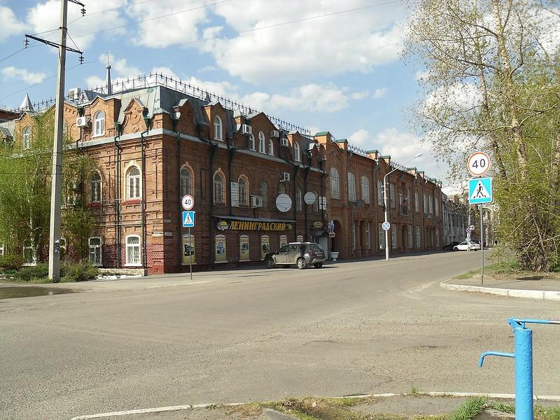Бийск, улица Льва Толстого № 150.