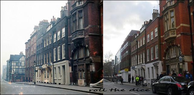 Great Smith Street`1960-2018