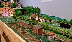Modélisme ferroviaire . Thème sur l'Alsace . (Passion)