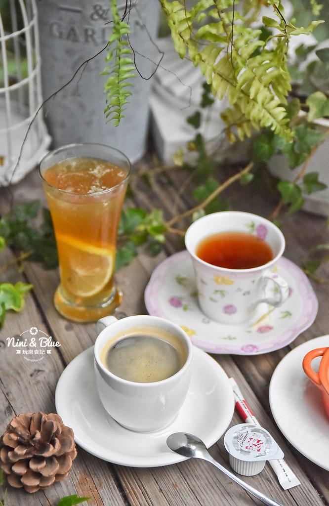 千樺花園 新社花海 美食 台中法式料理 咖啡30