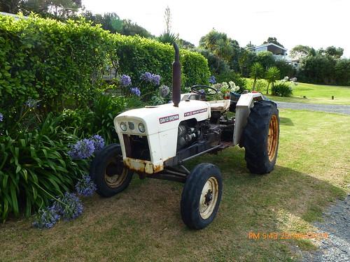 David Brown 770 Tractor
