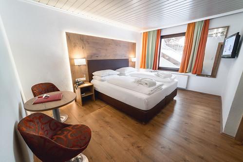 Zimmer im Alpen Adria Hotel & Spa