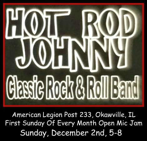 Hot Rod Johnny 12-2-18